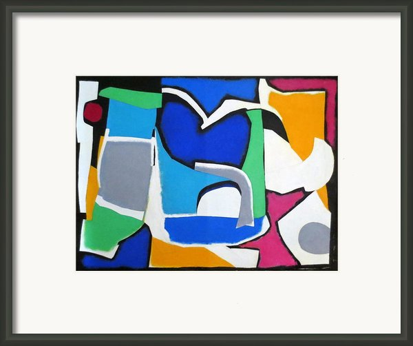 Melody Framed Print By Diane Fine