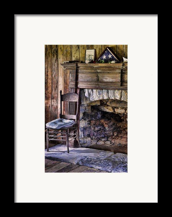 Memories Framed Print By Heather Applegate