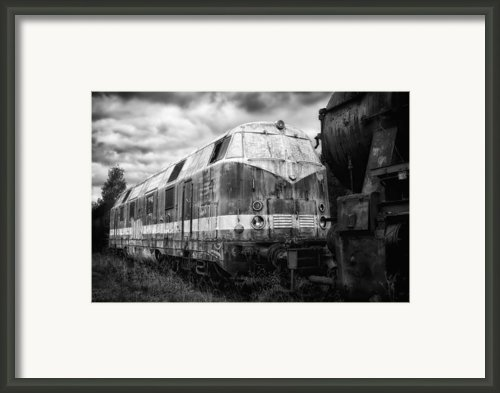 Memories Of Distant Travels Framed Print By Mountain Dreams