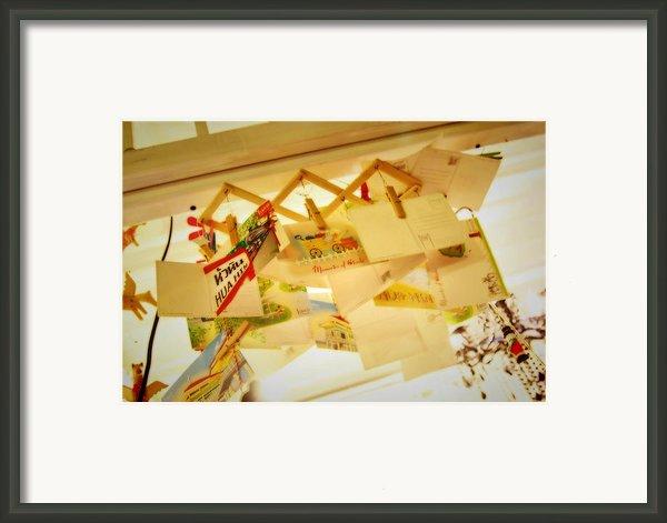 Memory Of Cicada Framed Print By Suradej Chuephanich