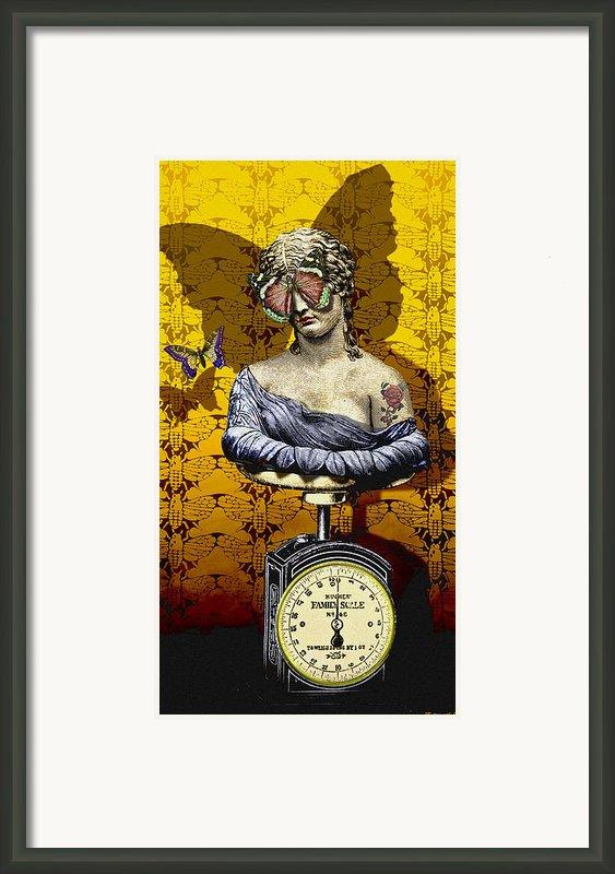 Metamorphosis Framed Print By Larry Butterworth
