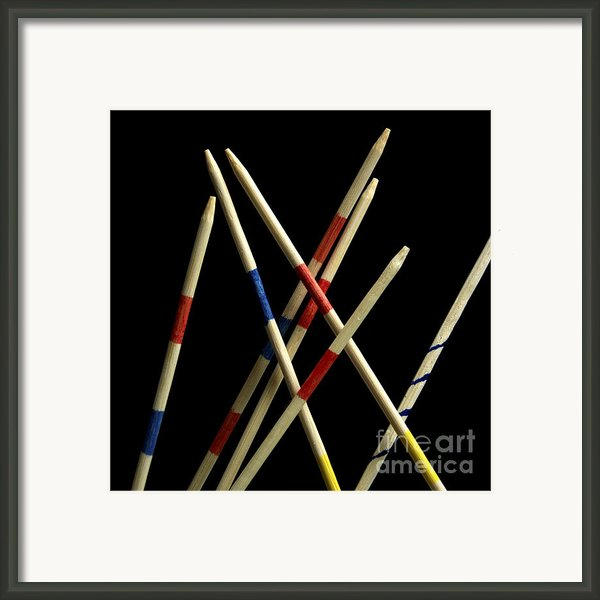 Mikado Framed Print By Bernard Jaubert
