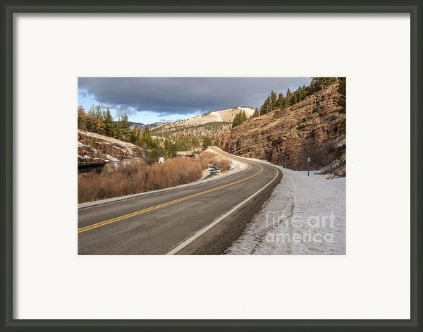 Mile One Framed Print By Sue Smith