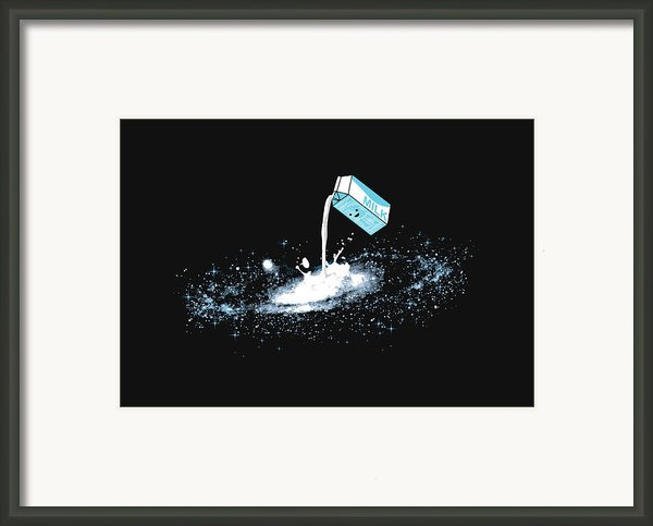 Milky Way Framed Print By Budi Satria Kwan