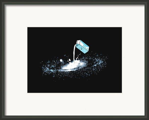 Milky Way Framed Print By Budi Satria Kwan