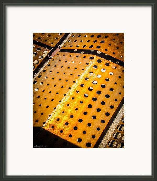 Mind - Imprisoned Framed Print By Steven Milner