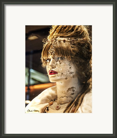 Misused Framed Print By Chuck Staley