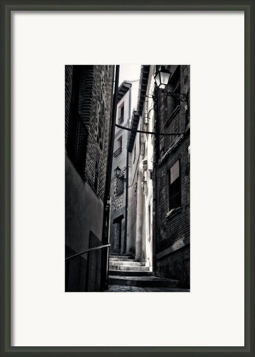 Monday Monday Framed Print By Joan Carroll