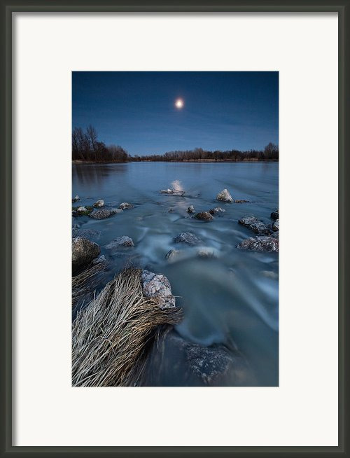 Moonlight Sonata Framed Print By Davorin Mance