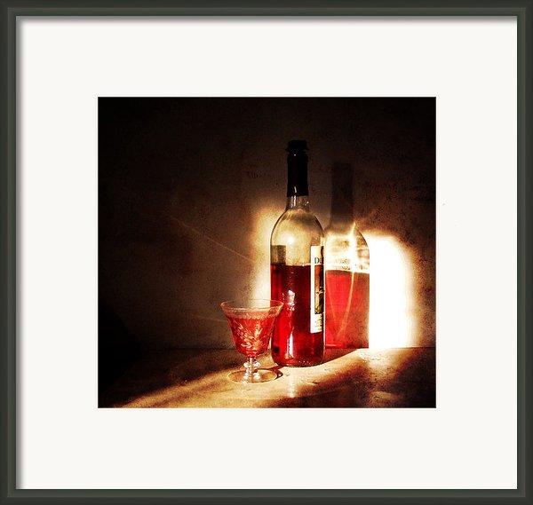 Morning And Night Framed Print By Deborah Smith