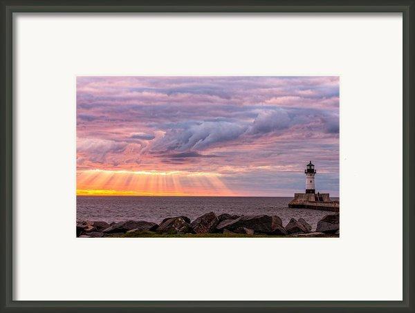 Morning Has Broken Framed Print By Mary Amerman