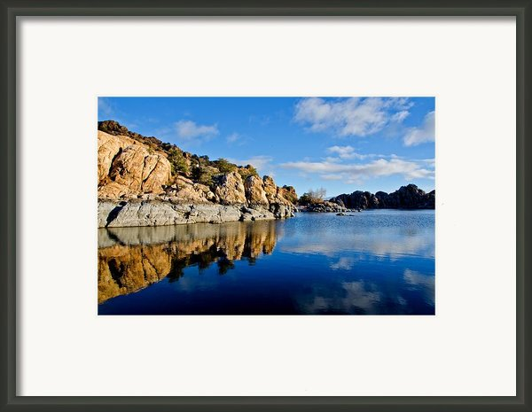 Morning Light Framed Print By Jag Fergus
