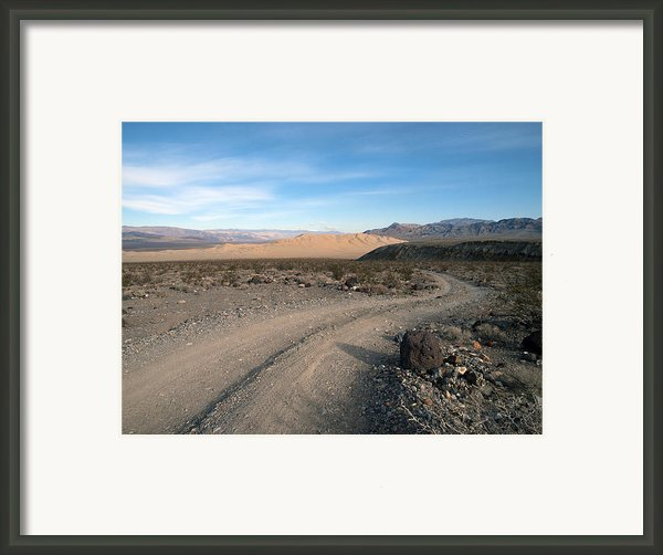 Morning On Steele Pass Framed Print By Joe Schofield