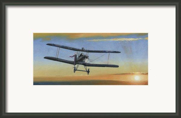 Morning Serenade Framed Print By Wade Meyers