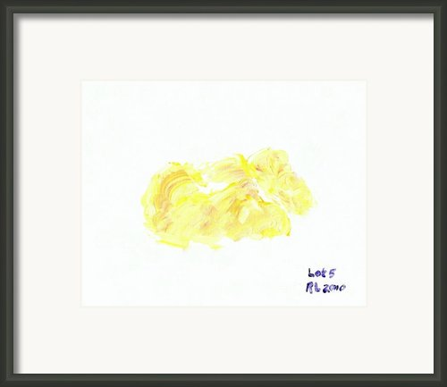 Most Expensive Truffle In The World Lot 5 330000 Honoring Stanley Ho 1 Framed Print By Richard W Linford