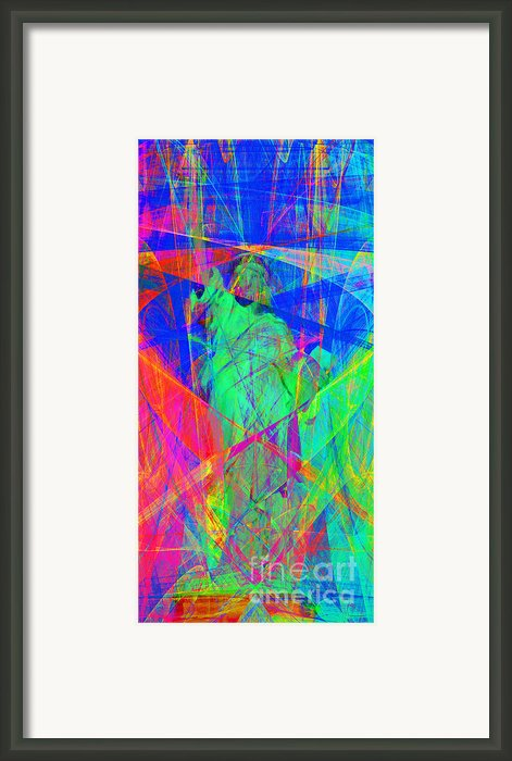 Mother Of Exiles 20130618 Long Framed Print By Wingsdomain Art And Photography