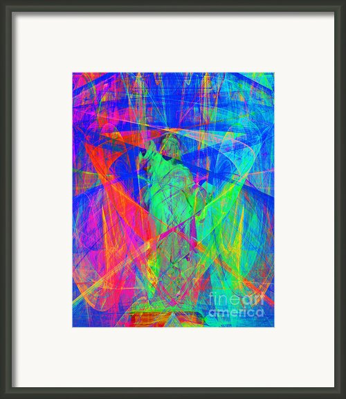 Mother Of Exiles 20130618 Framed Print By Wingsdomain Art And Photography