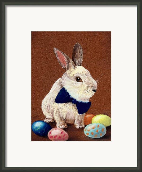 Mr. Rabbit Framed Print By Anastasiya Malakhova