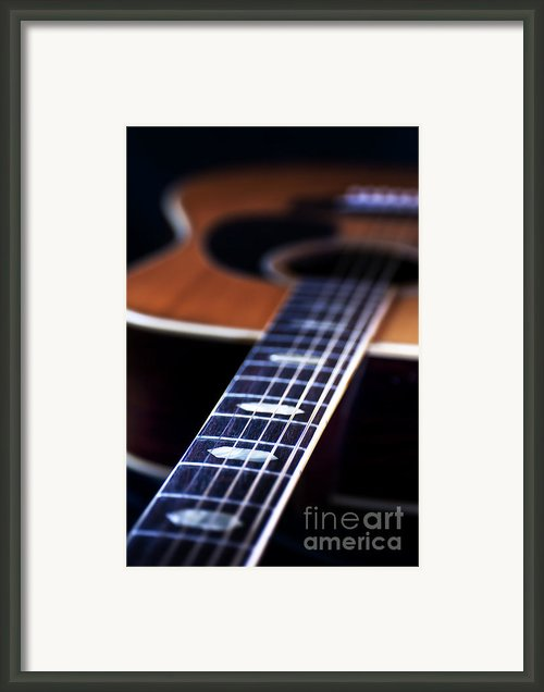 Musical Memories Framed Print By Tamyra Ayles