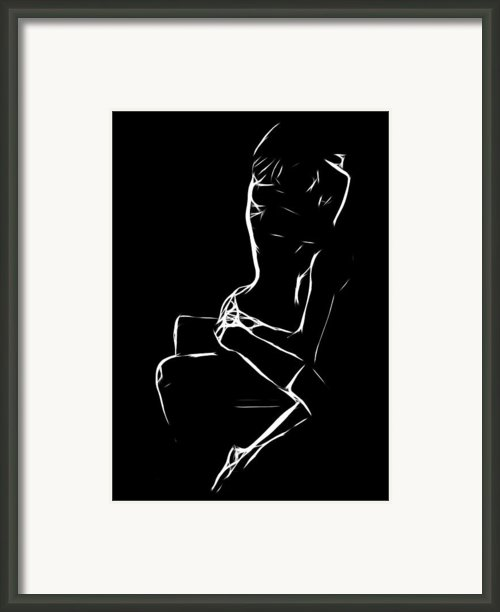 My Lover Framed Print By Stefan Kuhn