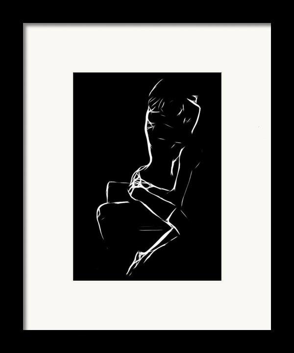 My Lover Framed Print By Stefan Kuhn
