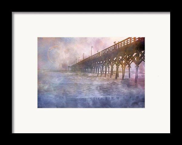 Mystical Morning Framed Print By Betsy C  Knapp