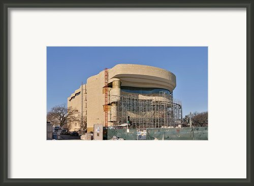 National Museum Of The American Indian - Washington Dc - 01131 Framed Print By Dc Photographer