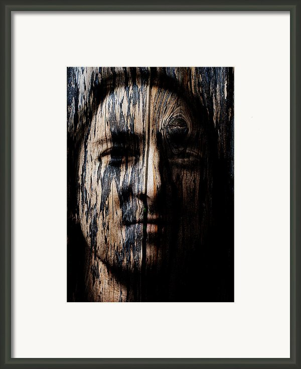 Native Heritage Framed Print By Christopher Gaston