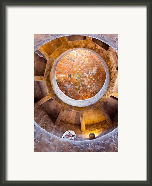 Navajo Watchtower Framed Print By David Bowman