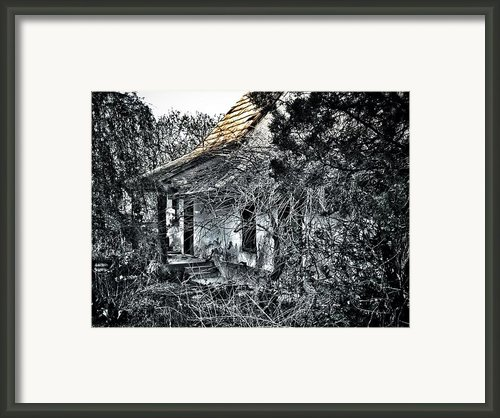 Never Again... Framed Print By Marianna Mills