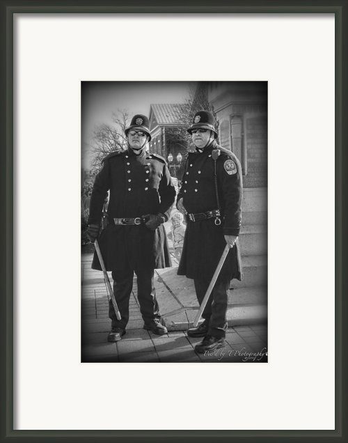 New Age Coppers Framed Print By Pic