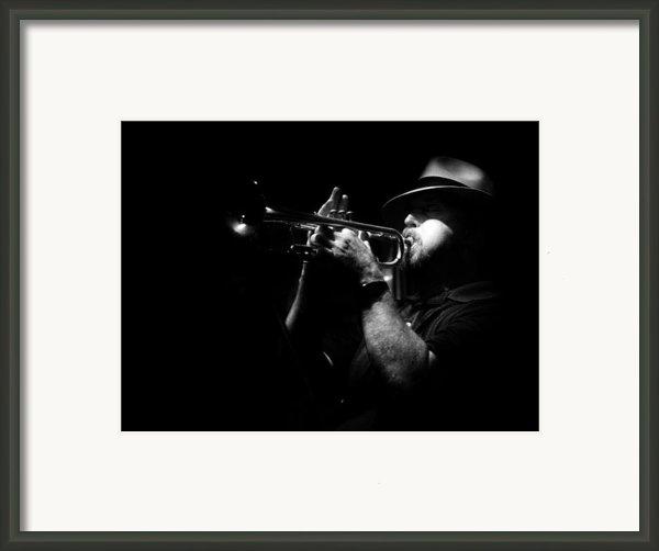 New Orleans Jazz Framed Print By Brenda Bryant
