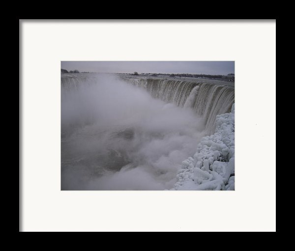 Niagara Falls Framed Print By Anastasia Konn