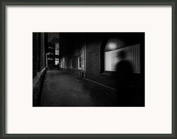 Night People Framed Print By Bob Orsillo