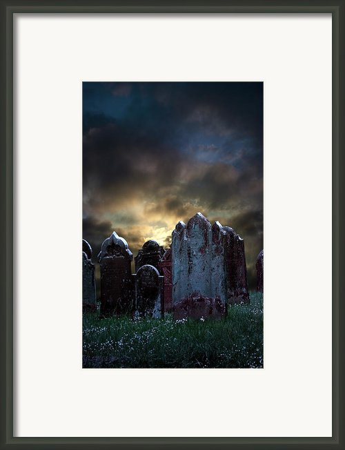 Nightmare Hill Framed Print By Svetlana Sewell