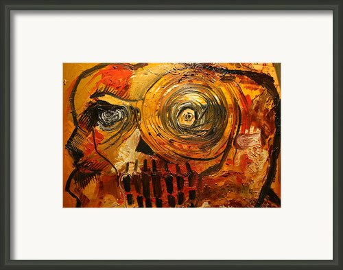 Nightmare Framed Print By Michael Kulick