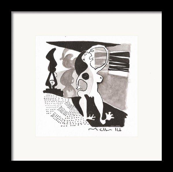 Noctis No. 8 Framed Print By Mark M  Mellon