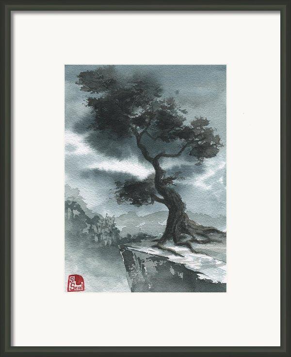 North Korea Framed Print By Sean Seal