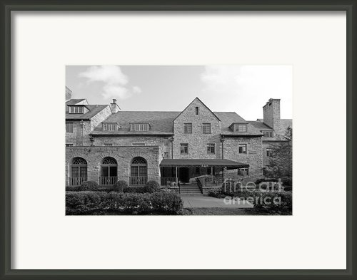 Northwestern University Delta Delta Delta Framed Print By University Icons