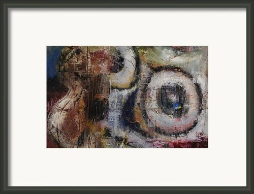 Notes Of His Guitar Framed Print By Xoanxo Cespon