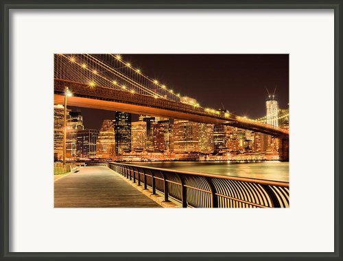 Obligatory  Framed Print By Jc Findley
