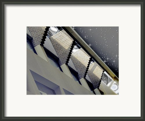 Observation Station Framed Print By Wendy J St Christopher