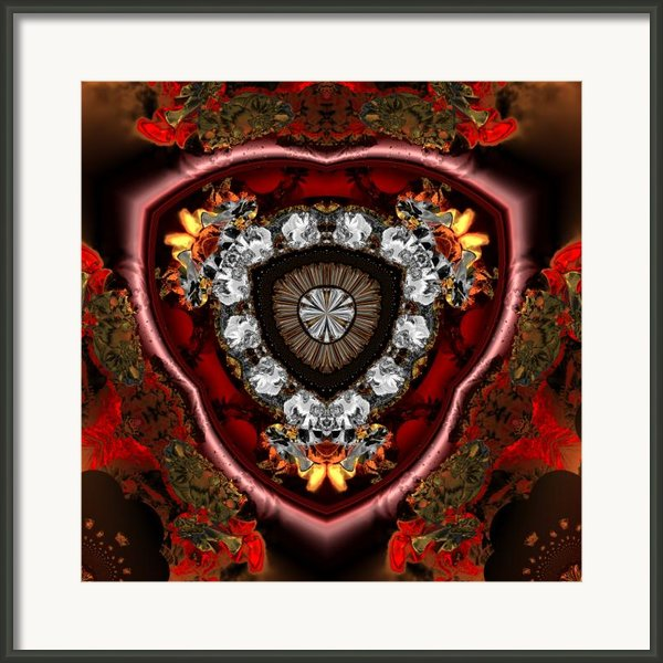 Ocf 126 Framed Print By Claude Mccoy