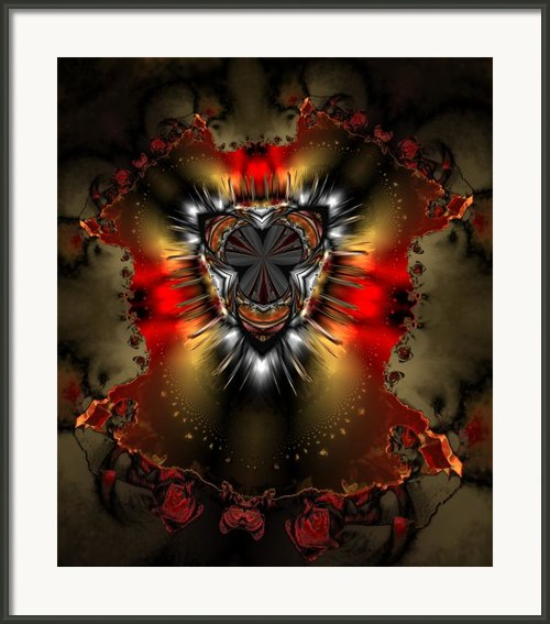 Ocf 194 Framed Print By Claude Mccoy