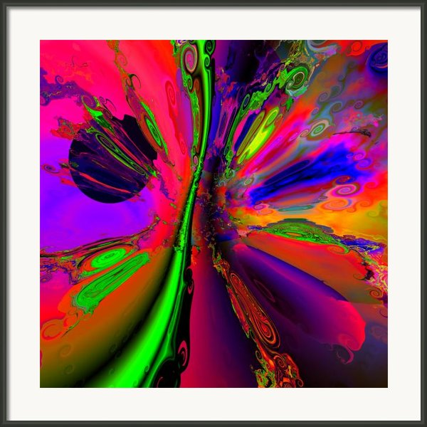 Ocf 509 Framed Print By Claude Mccoy