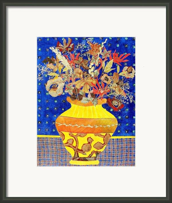Ode To A Grecian Urn Framed Print By Diane Fine