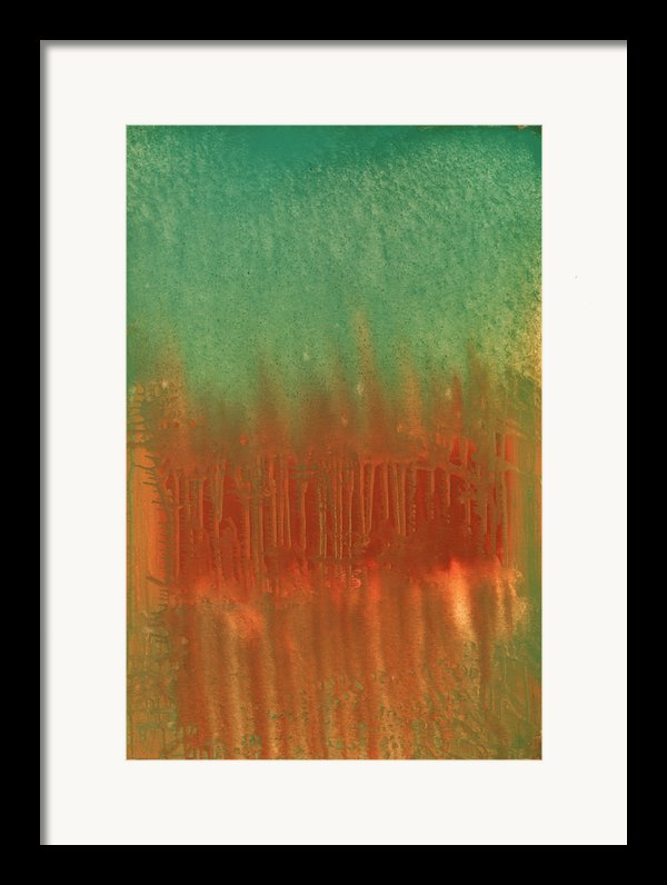 Offering Framed Print By Jigme Namgyel