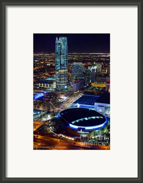 Oks001-6 Framed Print By Cooper Ross