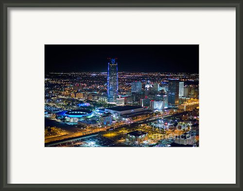Oks0051 Framed Print By Cooper Ross