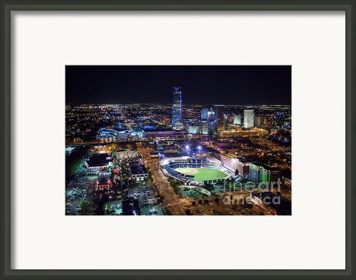 Oks00511 Framed Print By Cooper Ross